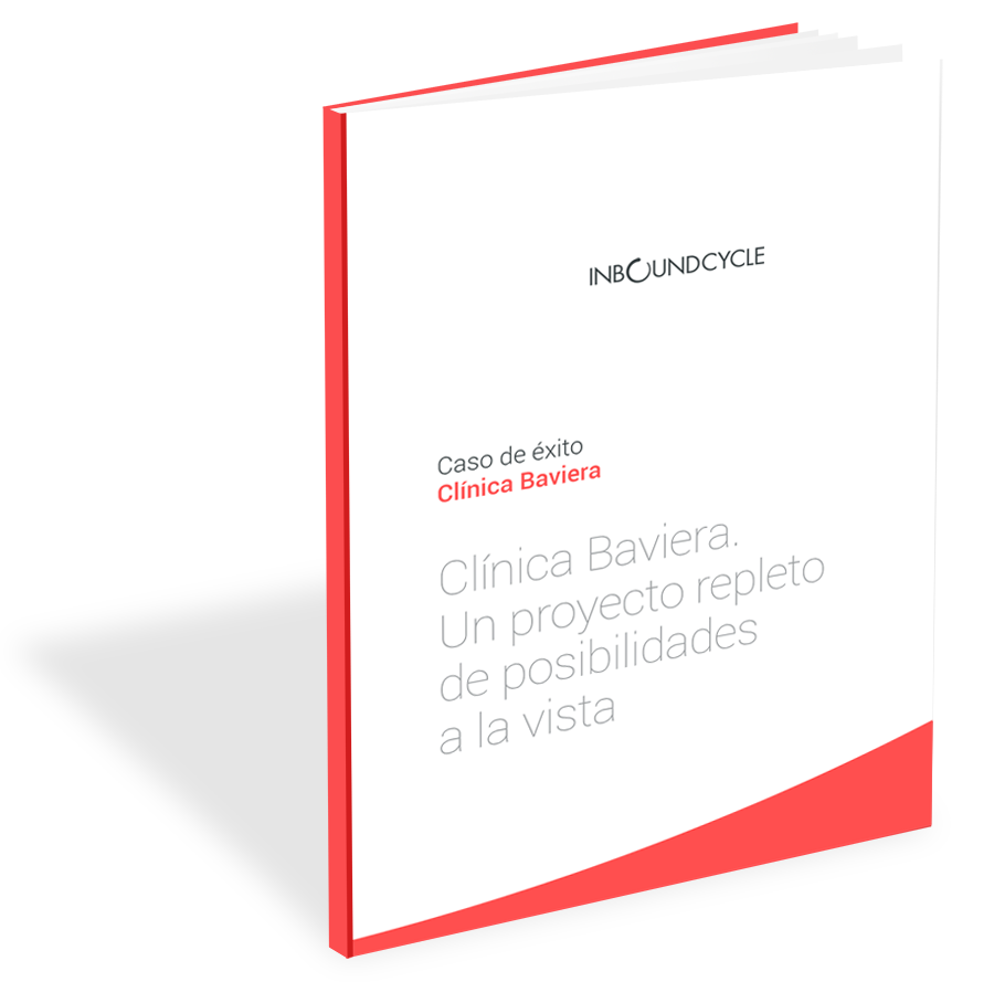 caso exito clinica baviera inbound marketing