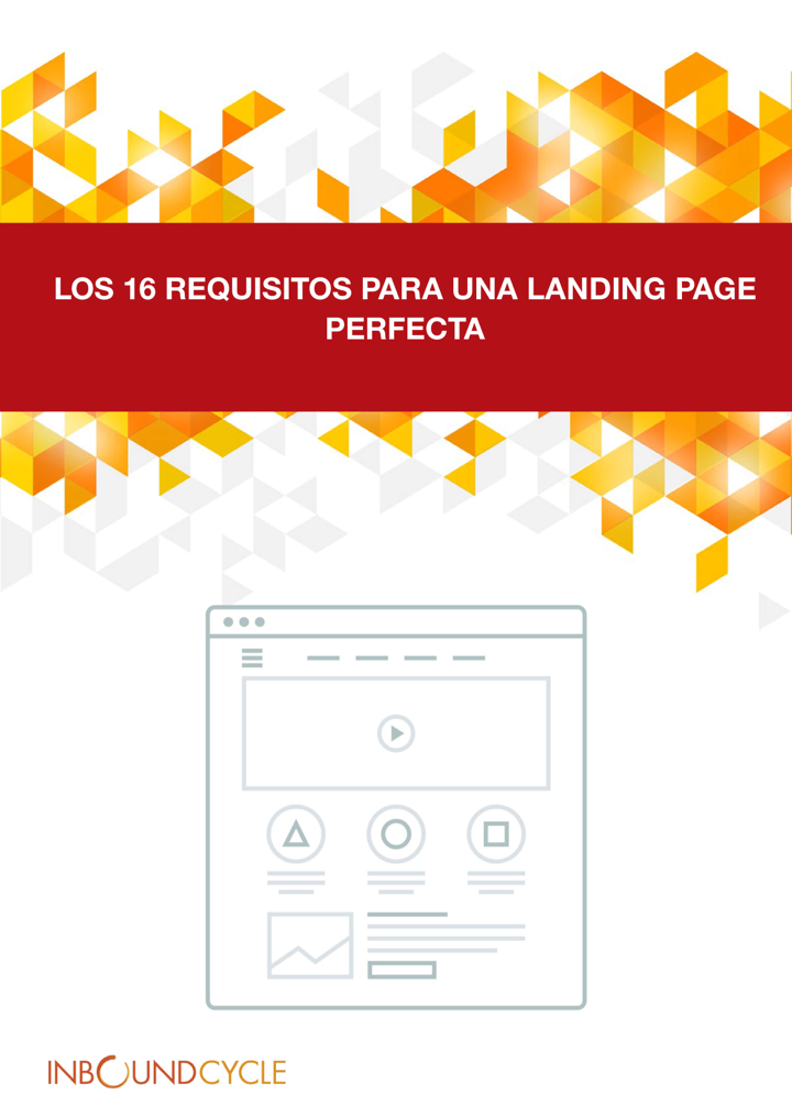 P1 - checklist landing page