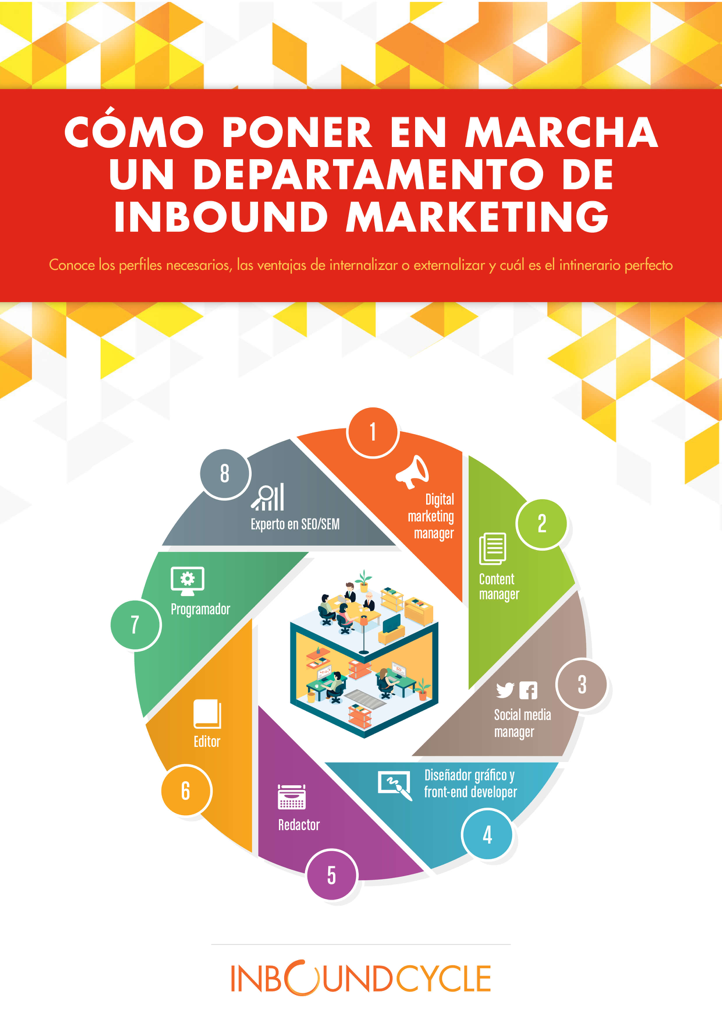 P1 - Departamento de Inbound Marketing