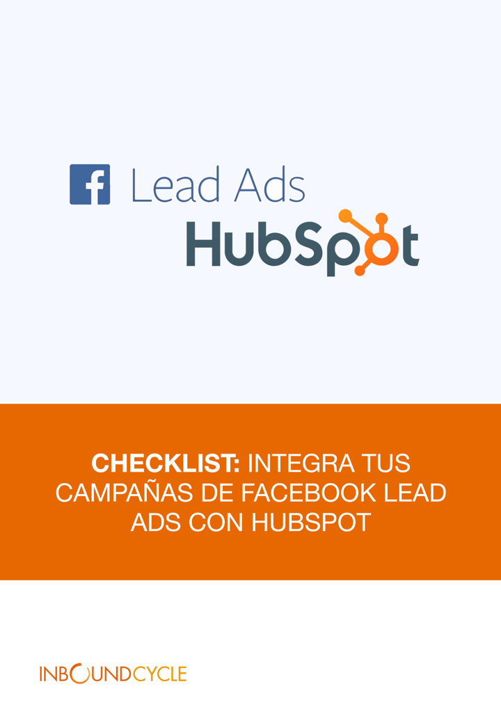 P1 - Integración facebook lead ads hubspot