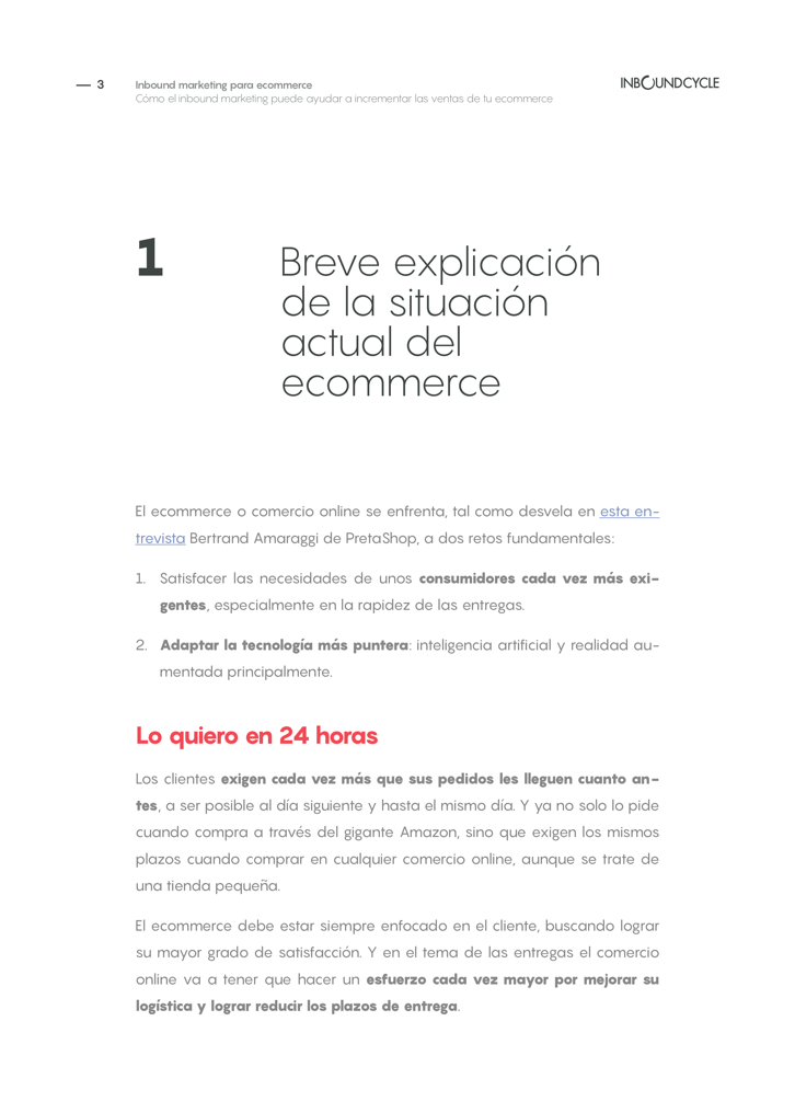 P3 - Inbound marketing para ecommerce
