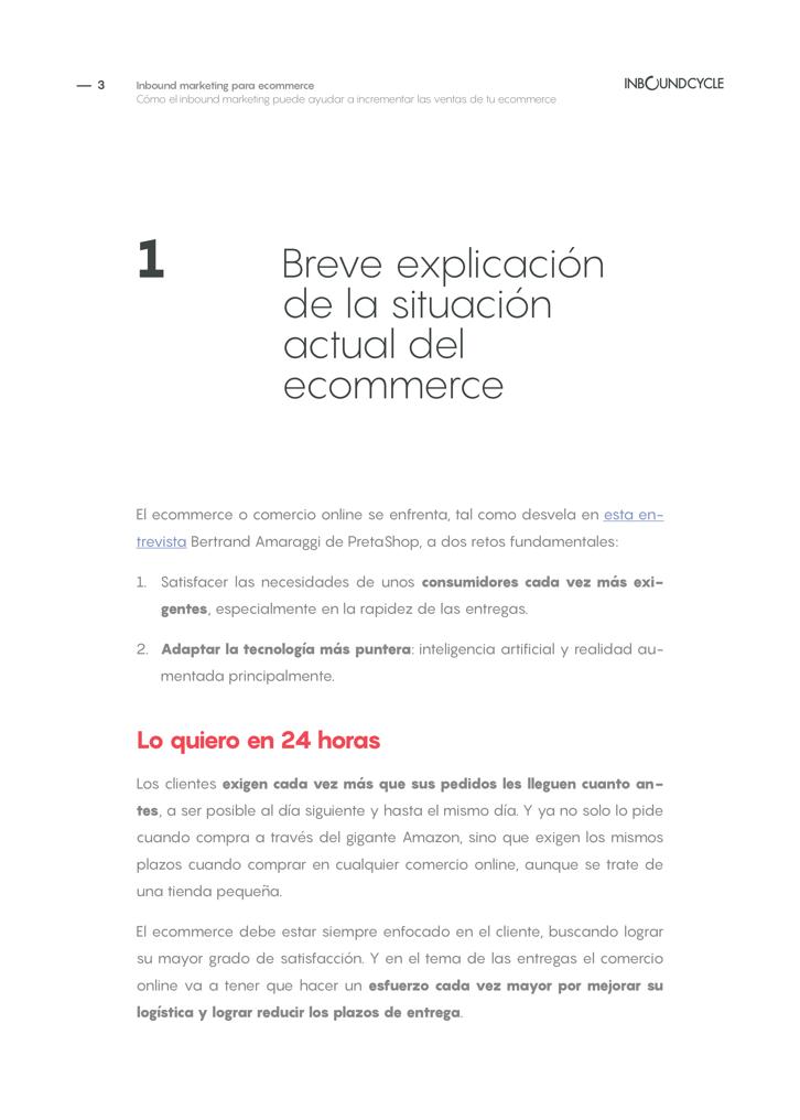 P3 - Inbound marketing para ecommerce