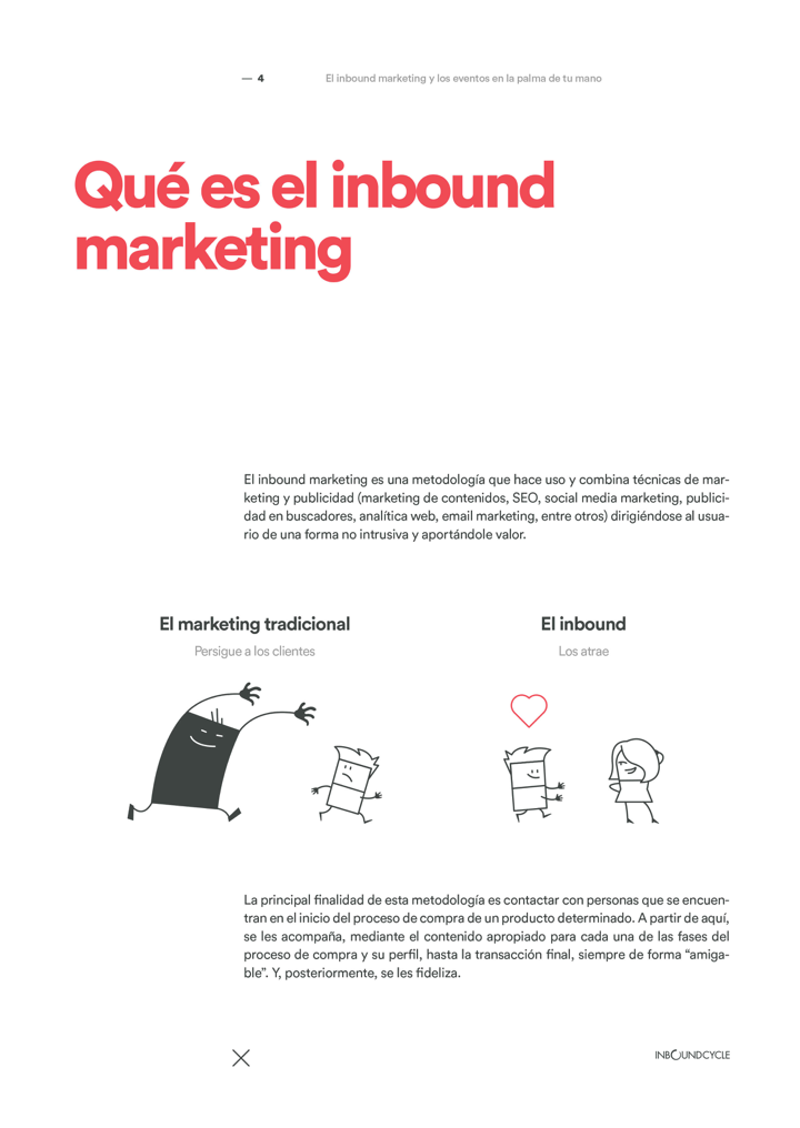 P4 - El Inbound marketing y los enventos en la palma de tu mano