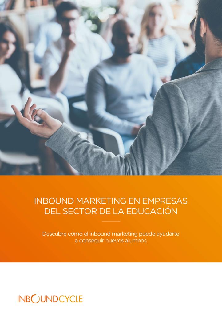 P1 - Inbound Marketing para educación