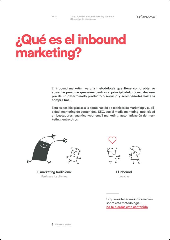 P3 - Cómo puede el inbound marketing contribuir al branding de tu empresa