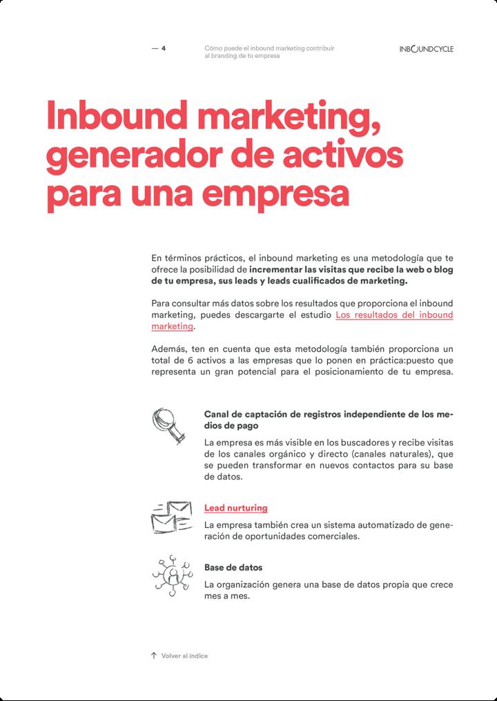 P4 - Cómo puede el inbound marketing contribuir al branding de tu empresa