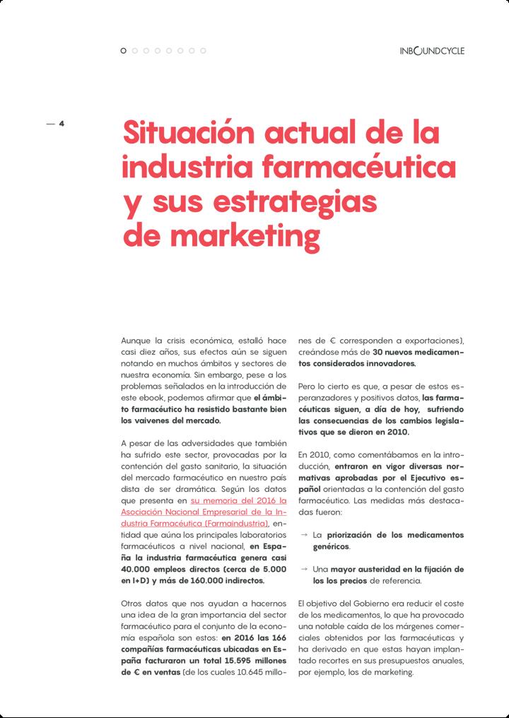 P4 - Inbound marketing para empresas farmacéuticas
