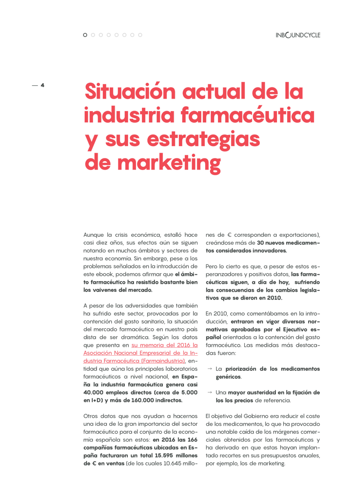 P4 - Inbound marketing para empresas farmacéuticas