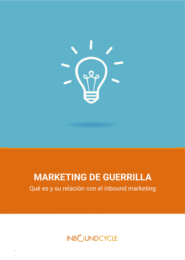 P1 - Marketing de guerrilla