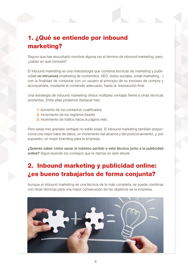 P4 - Inbound Marketing y publicidad online