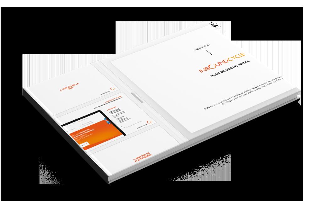 Plantilla crear el plan de marketing online