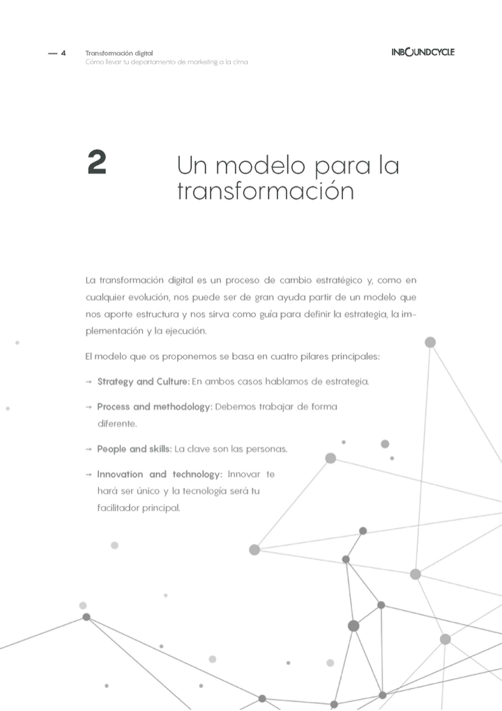 P4 - Transformación digital en dep mkt