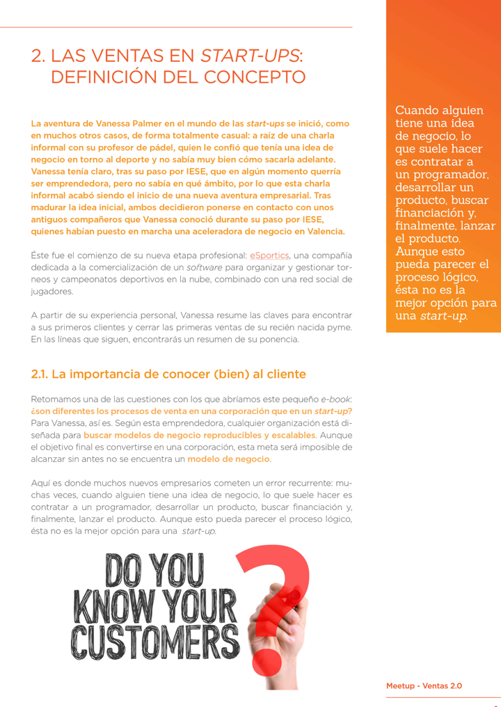 P4 - De las ventas en startups a las ventas corporativas