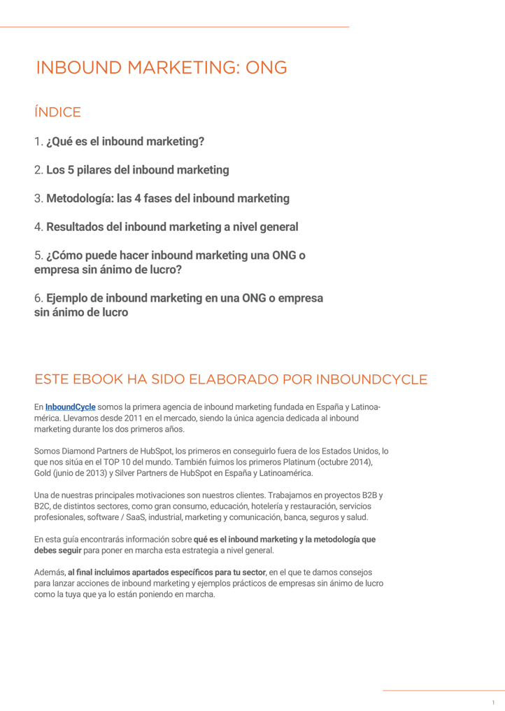 P2 - Inbound Marketing para ONG