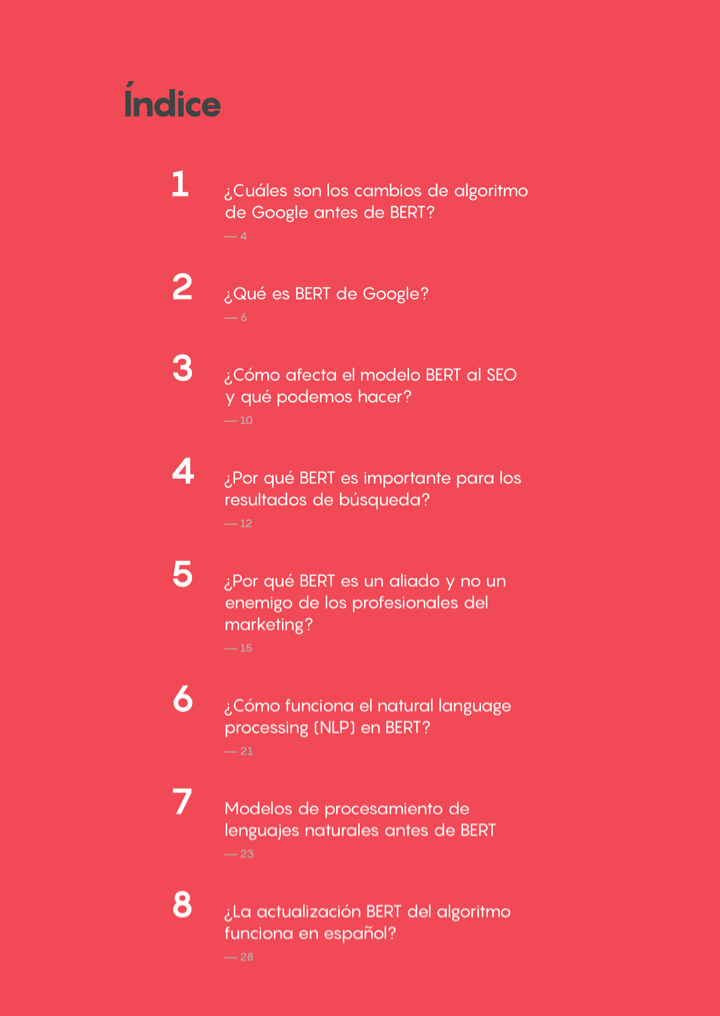 P2 - Google BERT para responsables de marketing