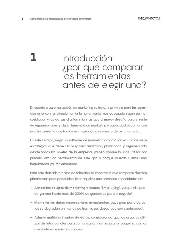 P3 -  Comparativa de herramientas