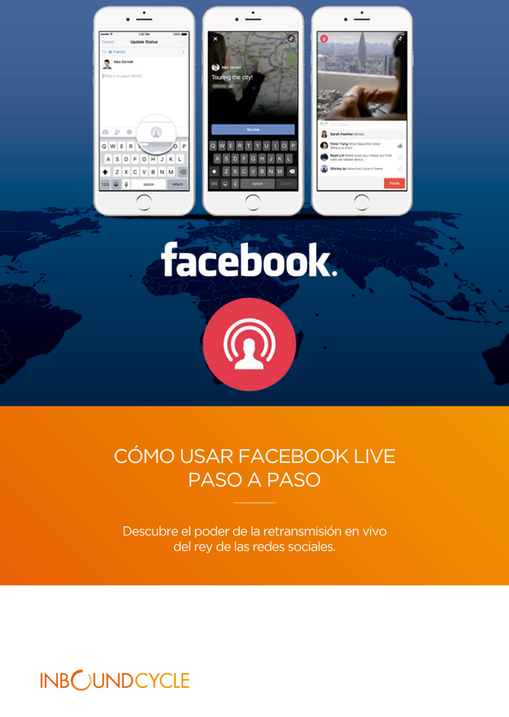 P1 - Ebook Facebook Live