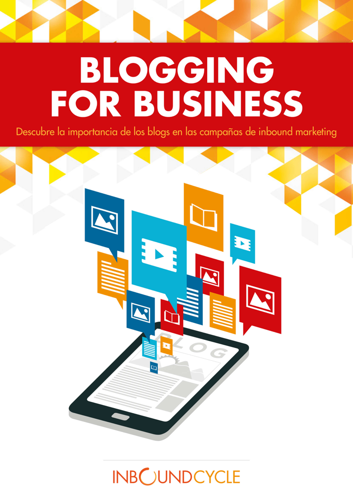 P1 - Blogging for business para mejorar tus resultados