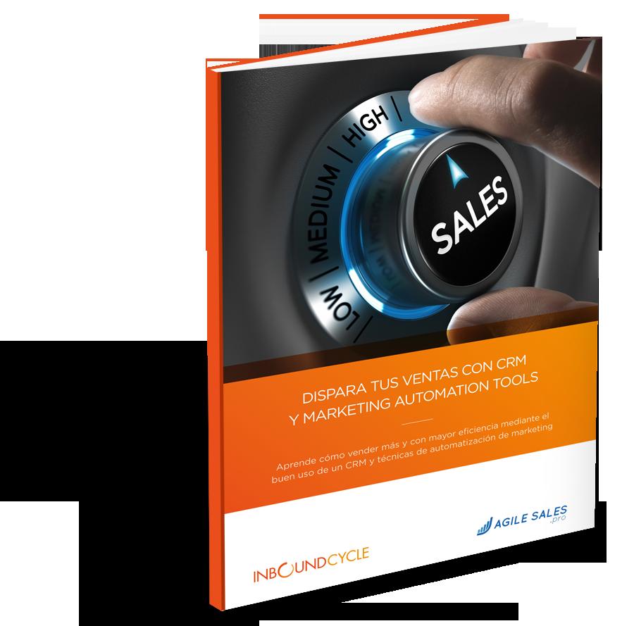 ebook ventas CRM y Marketing Automation Tools