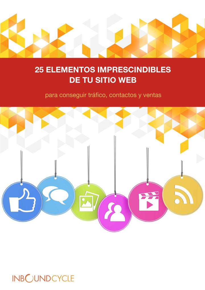 P1 - Elementos imprescindibles web